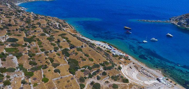 Antik dönemin kültür ve sanat merkezi Knidos ziyaretçilerini ağırlamaya başladı