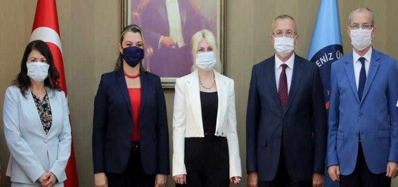 Batı Akdeniz'de müsilaja karşı üniversite-belediye iş birliği