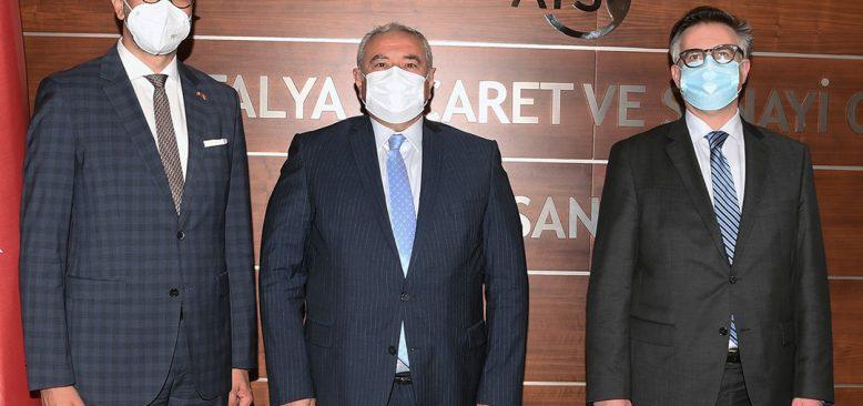 Romanya -Antalya ekonomik işbirliği