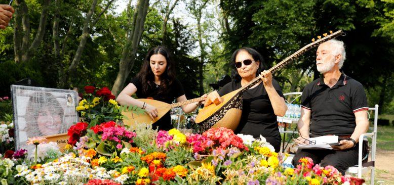 Berlin'de Şafak Melodi Ağdaşan'ın kırk lokması