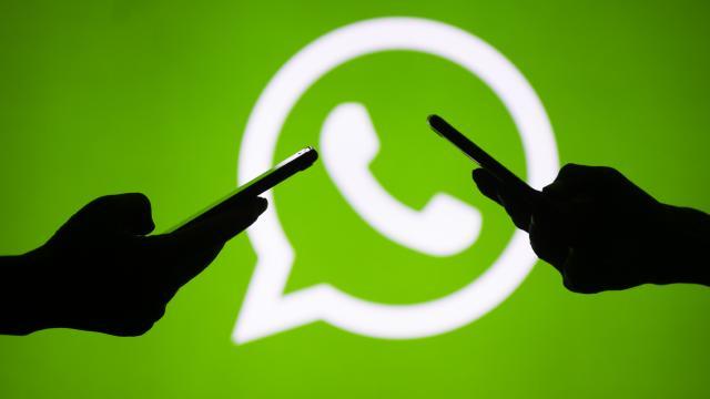 Alman istihbaratı WhatsApp yazışmalarını okuyabilecek