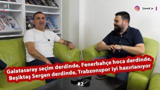 Galatasaray'da seçim, Fenerbahçe'de hoca, Beşiktaş'ta Sergen