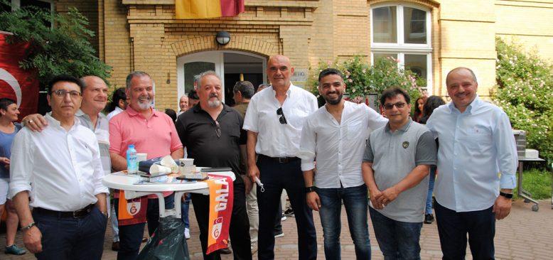 Hamburg Galatasaray`dan geleneksel pilav günü