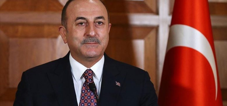 Çavuşoğlu: Türkiye ile Fransa dost ve müttefik iki ülke
