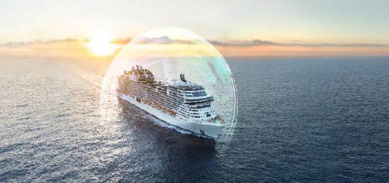MSC dünyanın ilk hidrojen ile çalışan cruise gemisini inşa edecek