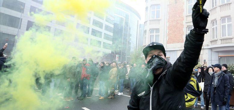 Belçika'da aşırı sağ 'ciddi tehdide' dönüşüyor
