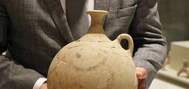 Dünyanın 'en eski gülücüğü' Gaziantep Arkeoloji Müzesi'nde sergilenecek