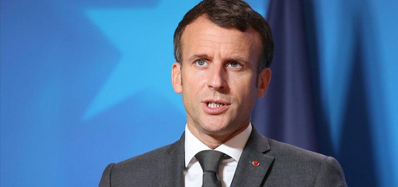 Macron, İsrail Başbakanından 'casus yazılım'la ilgili açıklama istedi