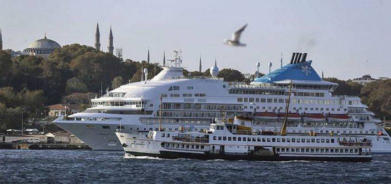 Galataport İstanbul'a ilk gemi ağustosta demir atacak