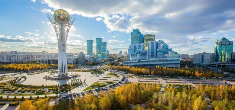 Kazakistan'ın sıfırdan inşa ettiği başkenti Nur Sultan, 23 yaşında