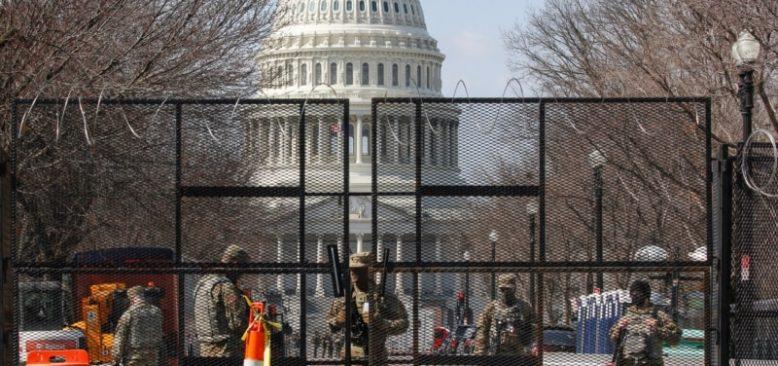 Kongre Çevresindeki Bariyerler Kalkıyor