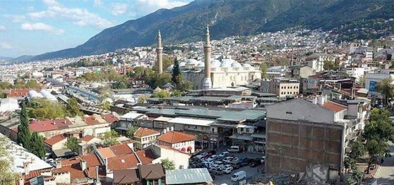 'Osmanlı payitahtı' Bursa'nın tarihi mekanlarını ve doğasını film platosuna dönüştürdüler