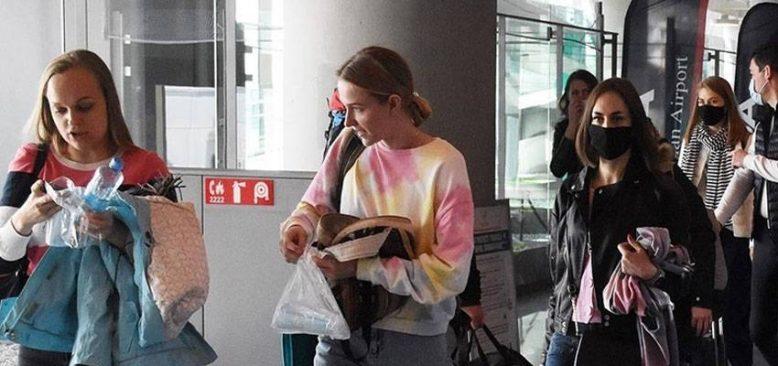Rusya'dan Antalya'ya 307 bin 417 turist geldi