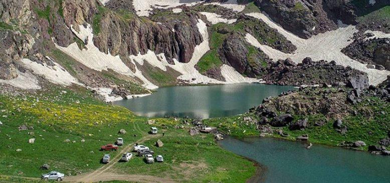 Sat Buzul Gölleri, doğa sporları festivaline ikinci kez ev sahipliği yapacak