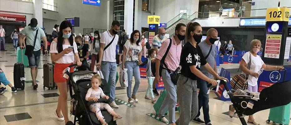 'Turizmin Başkenti'nde Rus turist yoğunluğu arttı