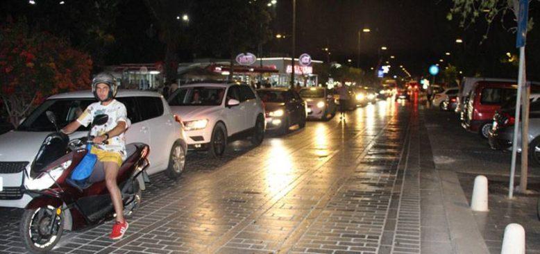 'Turizmin başkenti' Antalya'da bayram tatili yoğunluğu
