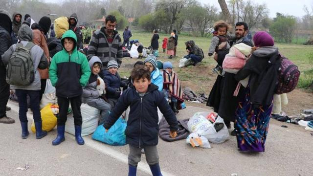 Yunanistan'da sığınmacı çocuklar eğitim hakkından mahrum kalıyor