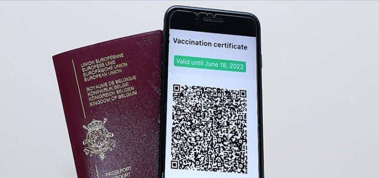 AB, Türkiye'nin Kovid-19 aşı sertifikasını tanıma kararı aldı