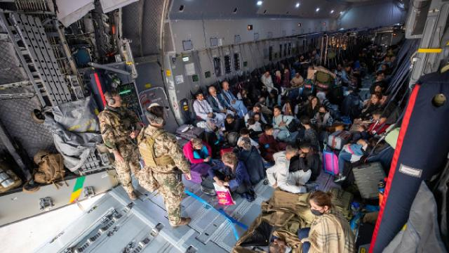 Almanya 31 Ağustos'a kadar Afganistan'dan tahliyeleri tamamlayamayacak