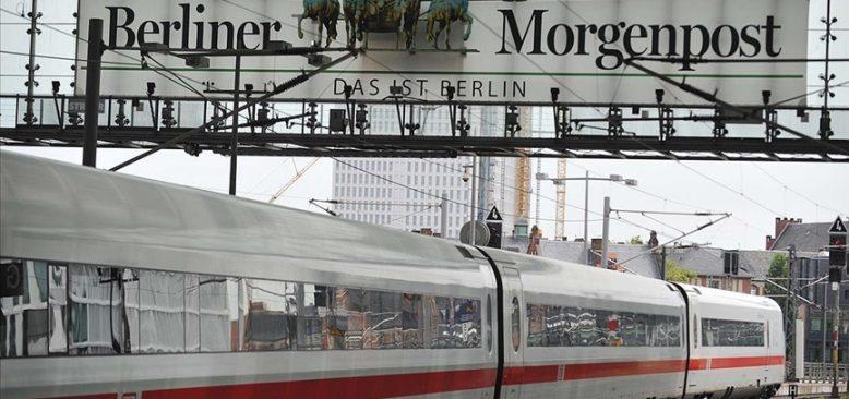 Almanya'da makinistler grev kararı aldı