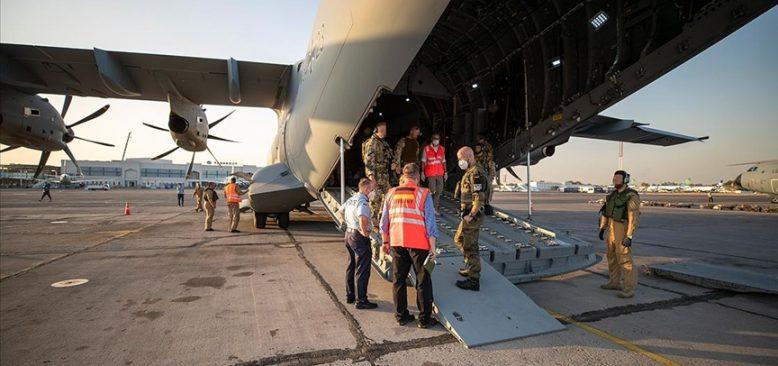 Almanya vatandaşlarını Özbekistan üzerinden tahliye ediyor