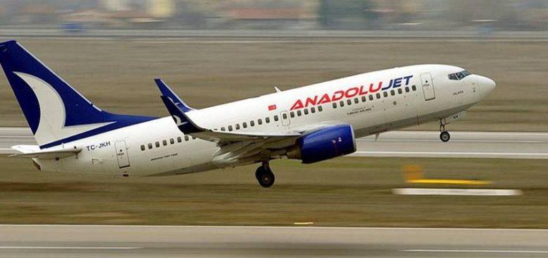 AnadoluJet Ordu-Giresun Havalimanı'ndan Antalya ve İzmir'e uçuşlara başlıyor
