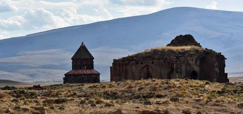 Ani Ören Yeri'nde kazı ve restorasyon çalışması sürüyor