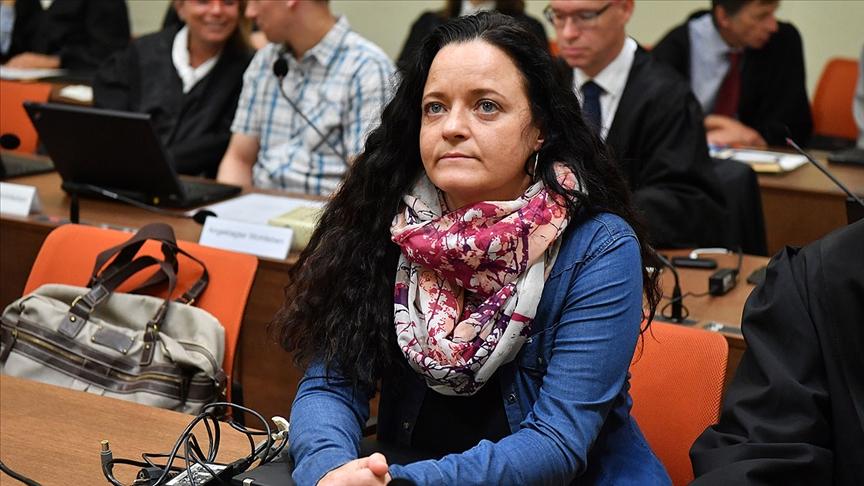 Almanya'da NSU davasındaki temyiz başvurusuna ret