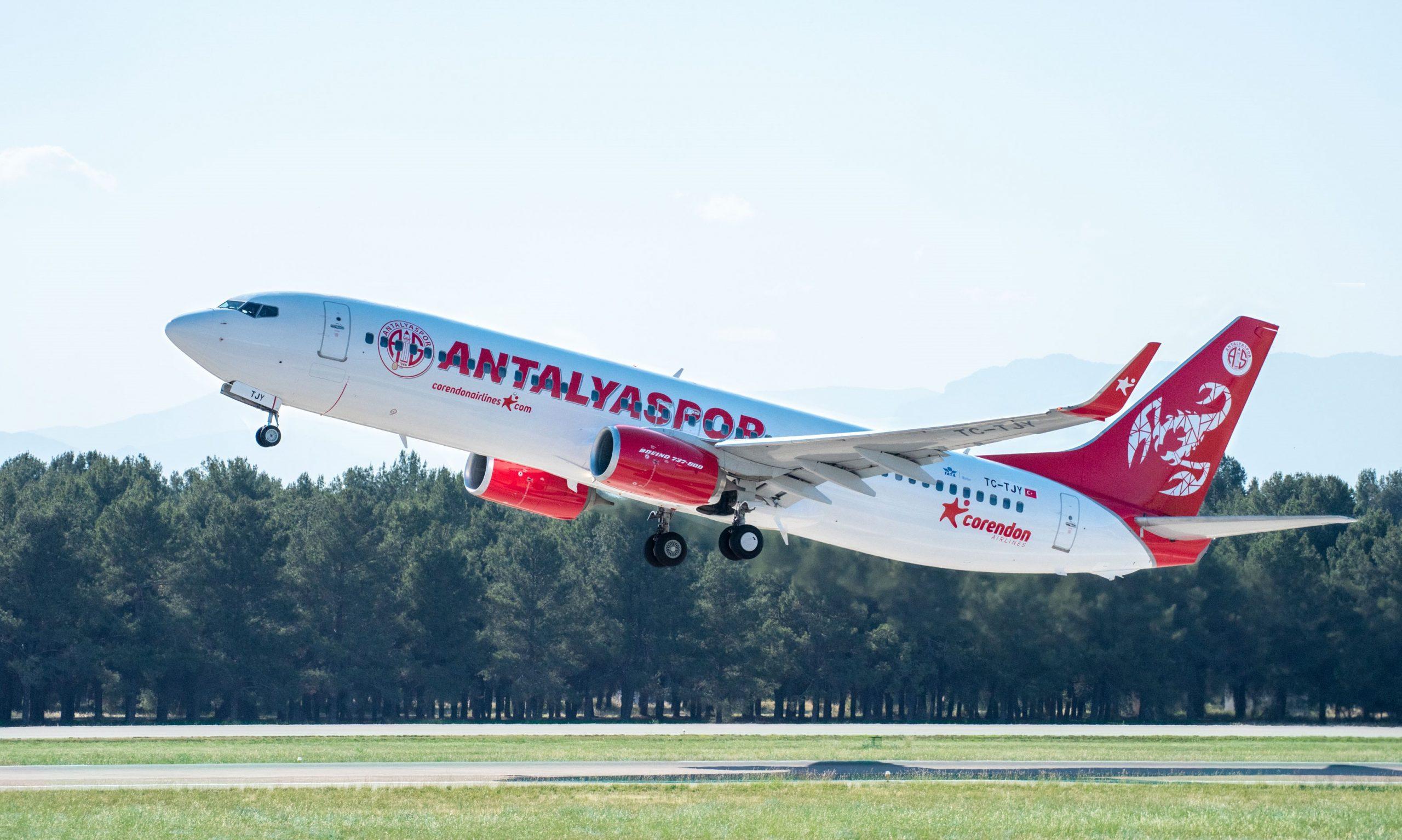 Corendon Hava Yolları 2022'ye şimdiden hazırlanıyor