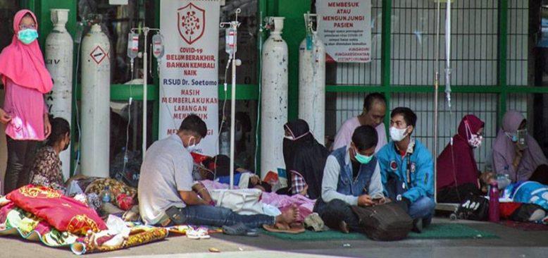 Endonezya'da merkeze uzak bölgelerde bakım hizmetlerinde sıkıntı var