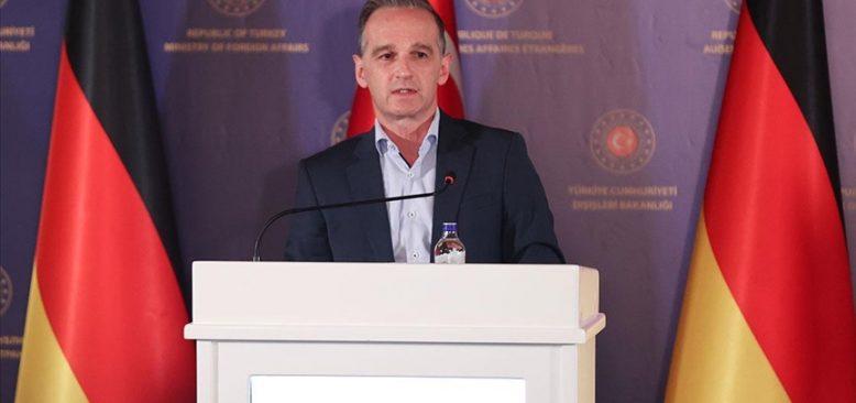 Maas: Türkiye, Kabil'deki tahliyelere önemli bir katkıda bulunuyor
