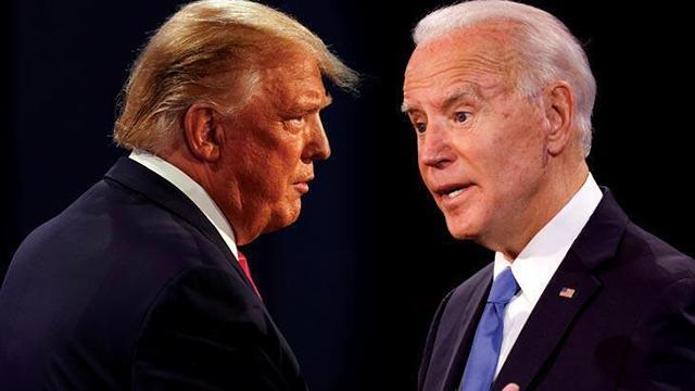 Trump, Biden'ı istifa etmeye çağırdı