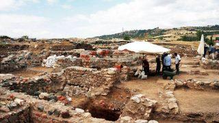 Tokat'taki Komana Antik Kenti'ndeki kazı çalışmaları başladı