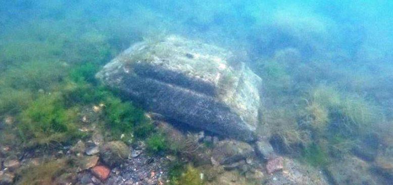 Limnae Antik Kenti ve Kibotos Kalesi kalıntılarında su altı kazı çalışmaları başladı
