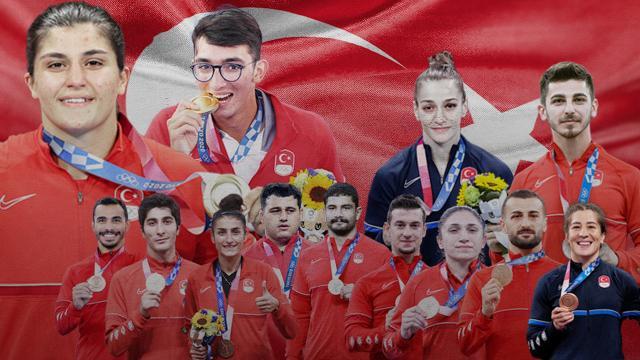Olimpiyatlar sona erdi: İşte Türkiye'nin karnesi