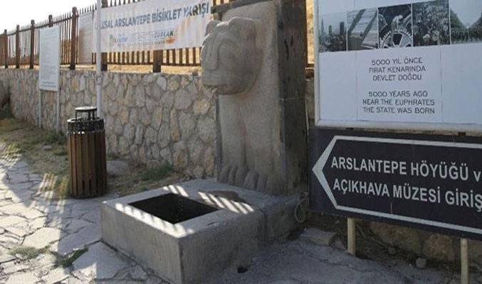 Arslantepe Höyüğü'ne ilgi arttı