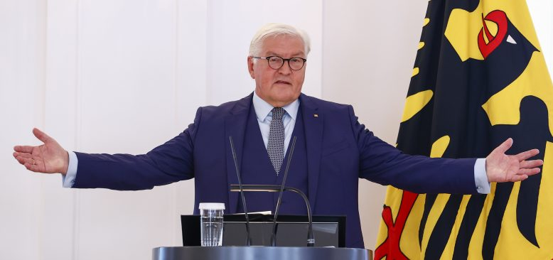 Cumhurbaşkanı Steinmeier: