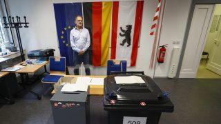 Almanya'da seçim heyecanı sürüyor