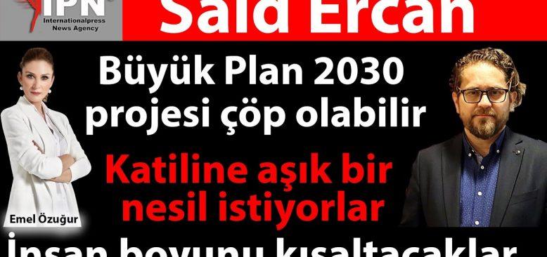 2030 Büyük Plan projesi çöp olabilir
