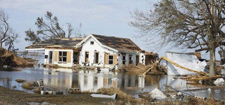ABD'nin Louisiana eyaletinde İda Kasırgası yıkıma neden oldu