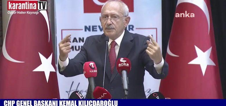 Kılıçdaroğlu, Muhtarlar ve STK Buluşması