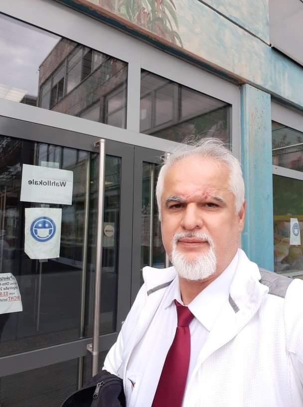 Türk kökenli vatandaşlar da seçti