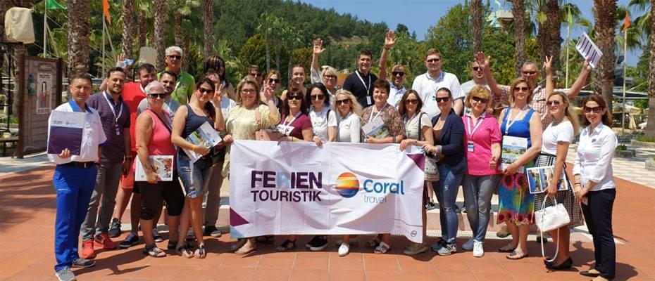 Ferien Touristik Almanya´da 2022 yılı için atağa geçti