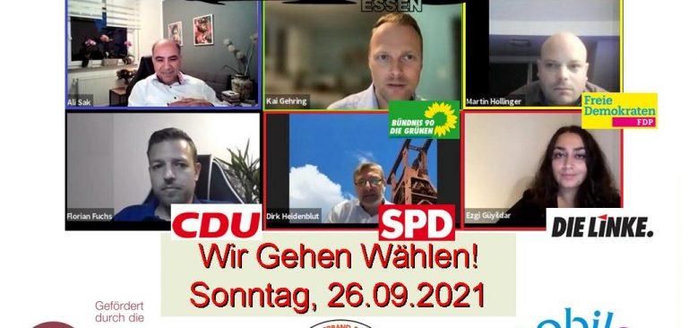 Ruhr Veliler Birliğinden Çağrı: Seçimlere Aktif Olarak Katılın