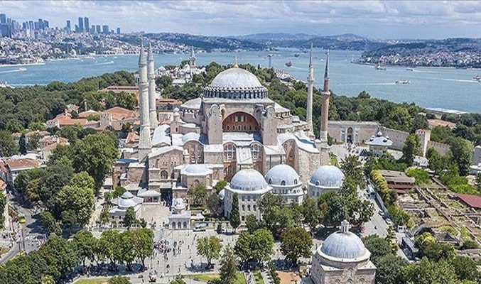 İstanbul'a 8 ayda 4 milyon 854 bin yabancı turist geldi