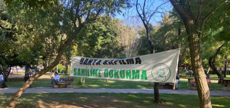 Kadıköy'de 'Kalamış Parkı' Tartışması