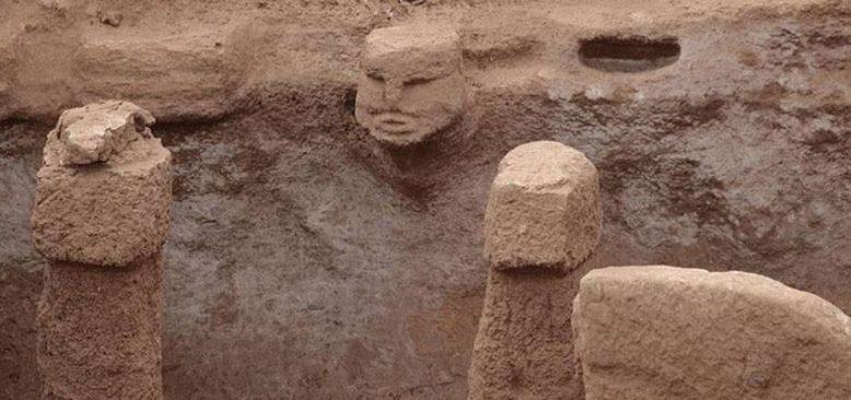 Karahantepe'deki insan betimlemeleri ve 3 boyutlu heykeller tarihe ışık tutacak