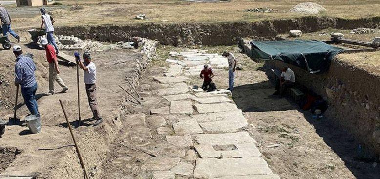 Kastamonu'daki Pompeiopolis Antik Kenti ziyarete açılmaya hazırlanıyor