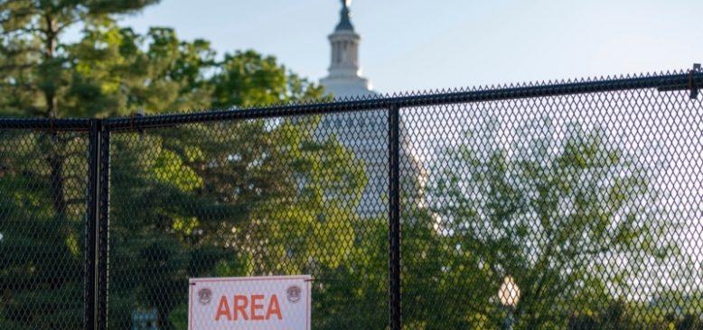 Kongre Binası Çevresinde Sıkı Güvenlik Hazırlığı