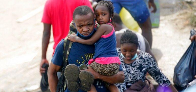 Meksika Sınırına Haitili Akını